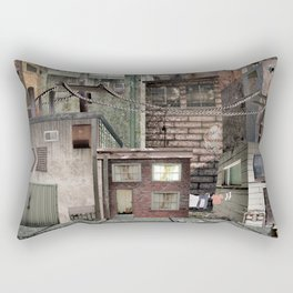 Home is where your heart is. Rectangular Pillow