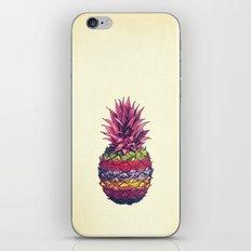 Job's pine iPhone & iPod Skin