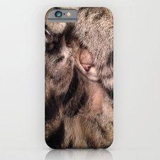 Amos in fur Slim Case iPhone 6s