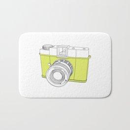 Diana F+ Glow - Plastic Analogue Camera Bath Mat
