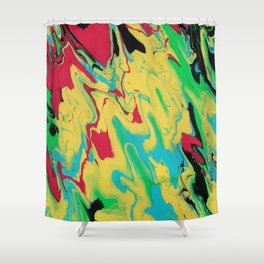 GiGi-Rie Shower Curtain