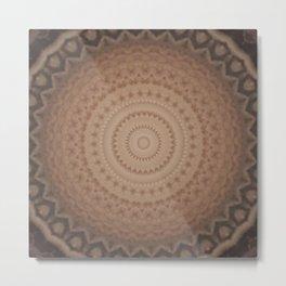 Some Other Mandala 635 Metal Print