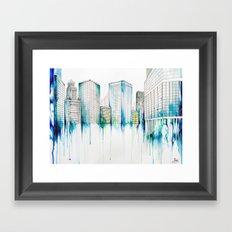 Nightowl Framed Art Print