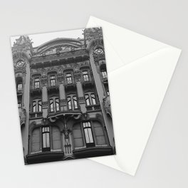 Baroque Style Hotel Stationery Cards