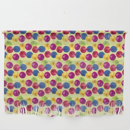 Colorful Berries Wall Hanging