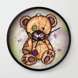 Brenda the Bear Wall Clock