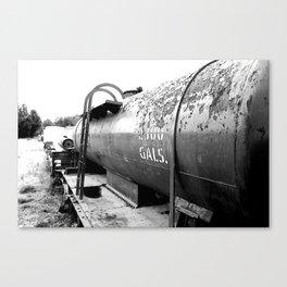 Gallons  Canvas Print