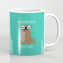 The Pugly Truth Coffee Mug