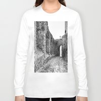 spain Long Sleeve T-shirts featuring Castellar, Spain by Simon Ede Photography