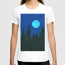 Once Upon a Blue Moon T-shirt
