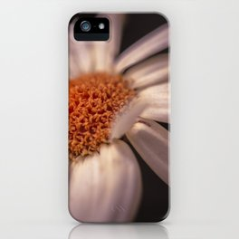 Marguerite Daisy iPhone Case