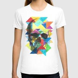 Triangle Skull T-shirt