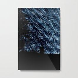 lighting Metal Print