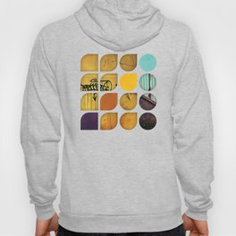 Cold Comfort Collage — Drippy Tag Hoody