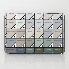 50 Shades Of Pantone Grey iPad Case