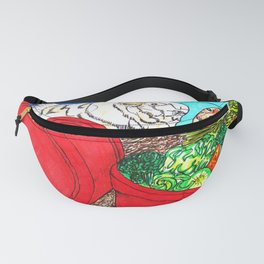 Guinea Pigs In A Cage Fanny Pack