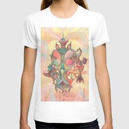 The Fountain of Originality T-shirt