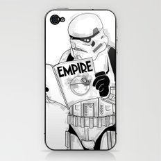 Stormtrooper Empire  iPhone & iPod Skin