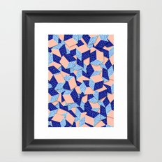 Friend to the Unknown Framed Art Print