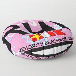 Rehoboth Beach - Delaware. Floor Pillow