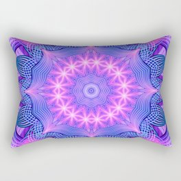 Dream Star Mandala Rectangular Pillow
