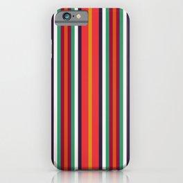 Stripes of Incas iPhone Case