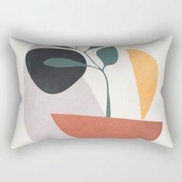 Abstract Shapes No.23 Rectangular Pillow