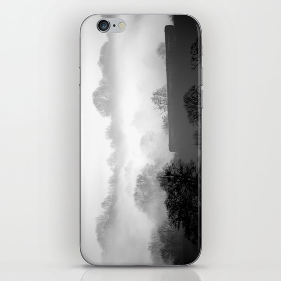 THE MORNING COMMUTE iPhone & iPod Skin