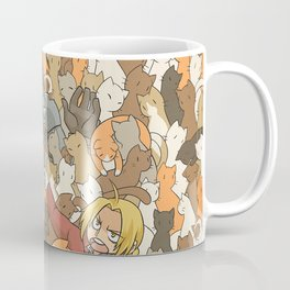 FMA - Edward and Alphonse Elric Coffee Mug