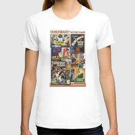 Vintage Hunch by iamjohnlogan T-shirt