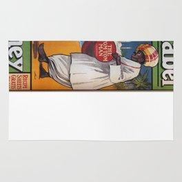 Vintage poster - Green Label Indian Mango Chutney Rug