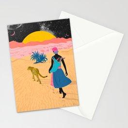 Desert_ Stationery Cards