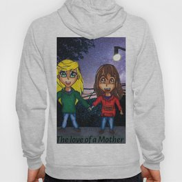 Mother and Daughter Walk Hoody