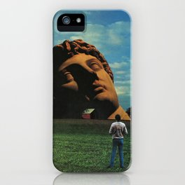 Midwestern Mythology iPhone Case