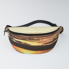 River on Fire 2 Fanny Pack