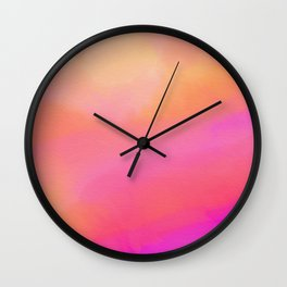 Oh Baby Wall Clock