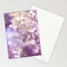 Diamonds are a girls best friends' Stationery Cards