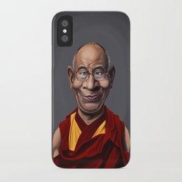 Celebrity Sunday ~ Dalai Lama iPhone Case