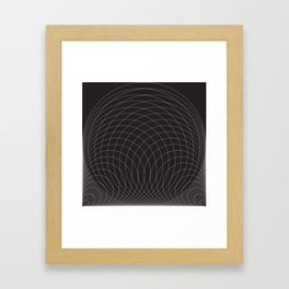 Spectrum 1A Framed Art Print