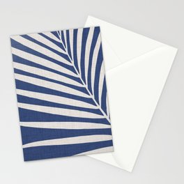 Indigo Palm - Vintage Botanical Stationery Cards