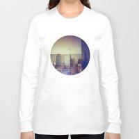 toronto Long Sleeve T-shirts featuring Toronto by Jordan Osbourne