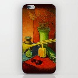 Still life nr. 8 iPhone Skin