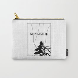 Ghost In The Shell (w/ Frame) Carry-All Pouch