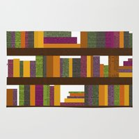 books Area & Throw Rugs featuring Books by Sara Robish Andrews
