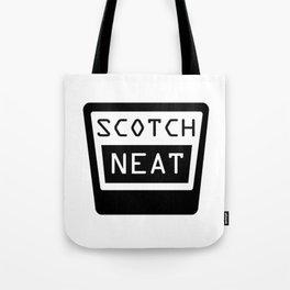 SCOTCH, NEAT Tote Bag