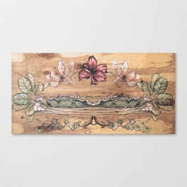 Good Tidings Canvas Print
