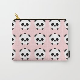 Lovely kawai panda bear Carry-All Pouch