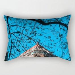 Contruction and Tree Rectangular Pillow