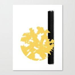 Abstract Sun #society6 #abstractart Canvas Print