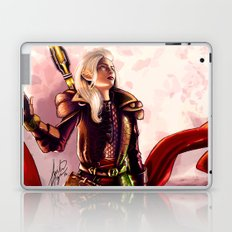 Dragon Age Inquisition - Aspen the elvish mage Laptop & iPad Skin